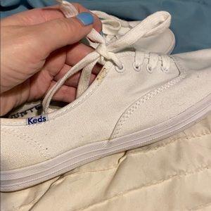 Keds Shoes - White Keds